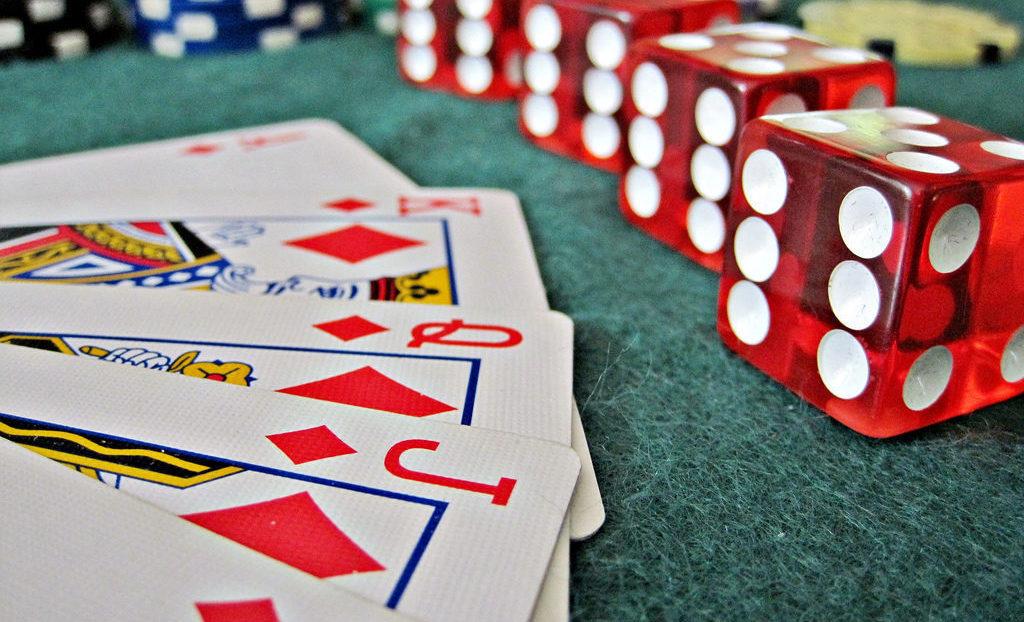 The Language of Gambling